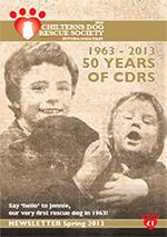 CDRS newsletter Spring 2013
